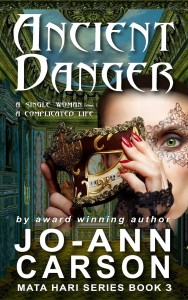 Ancient Danger book cover