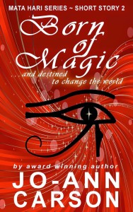 Born of Magic Book cover