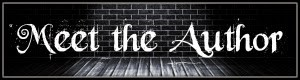 Meet the author banner