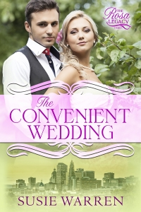 BookCover_TheConvenientWedding