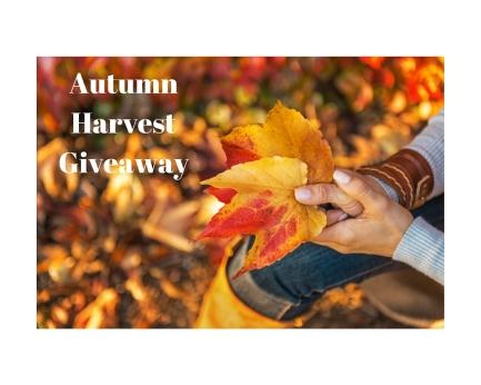 Autumn Harvest Giveaway