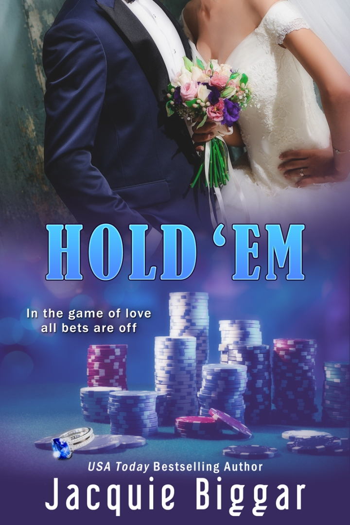 In the game of love all bets are off… Hold 'Em by Jacquie Biggar #Romance #SummerRead#mgtab