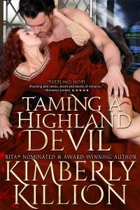 KimberlyKillion_TamingAHighlandDevil