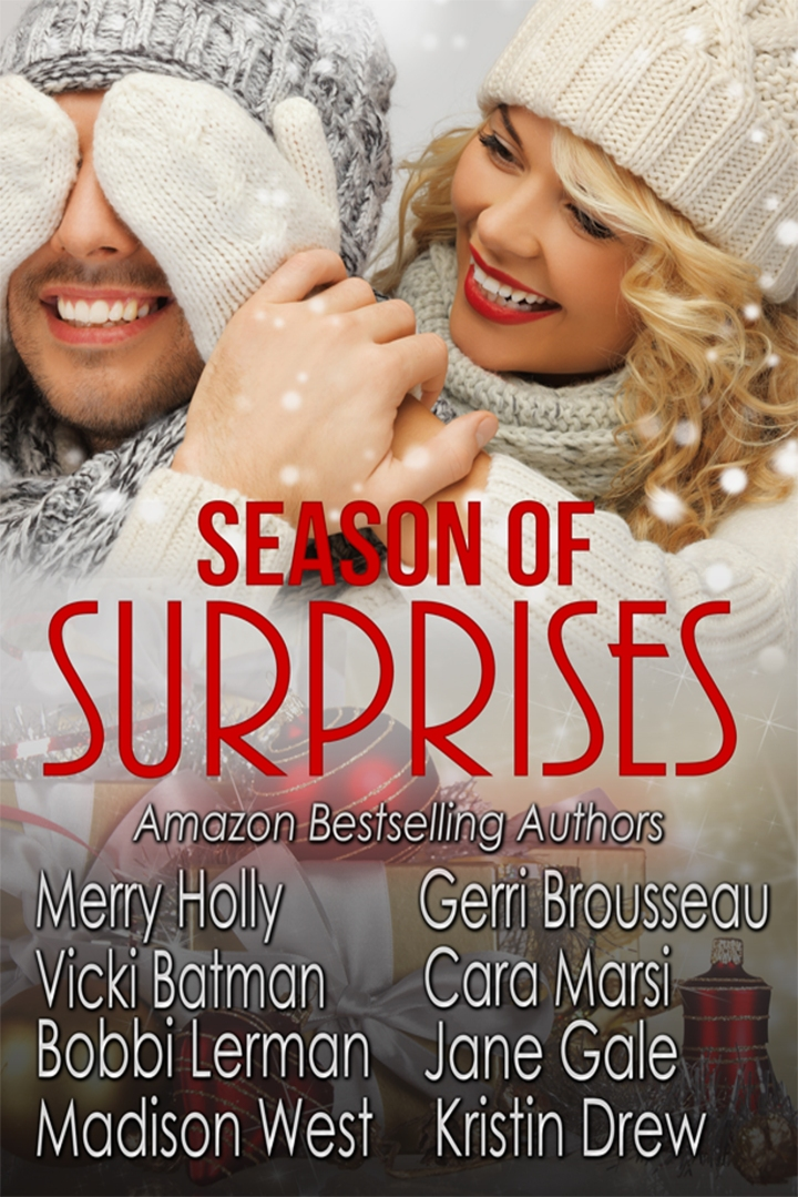 Season of Surprises by Best-Selling Authors #Holiday #Romance #RSsos #MFRWauthor