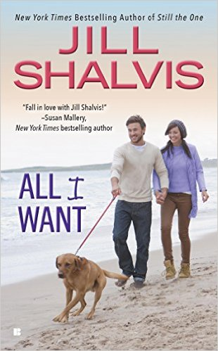 All I Want by Jill Shalvis #mfrwauthor #mgtab #Book Review@jillshalvis