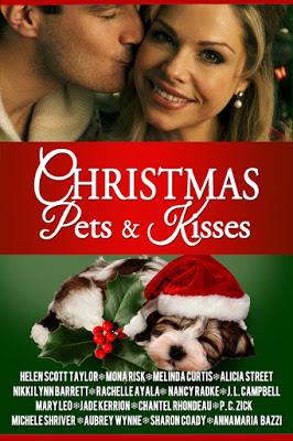 Christmas Pets & Kisses #MFRWauthor #mgtab #Contemporary #Romance@BPICPromos