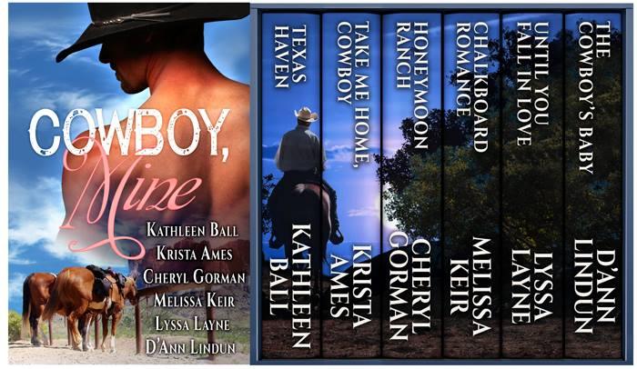 Cowboy, Mine Boxed Set #mfrwauthor #mgtab #RSsos #Romance@melissa_keir