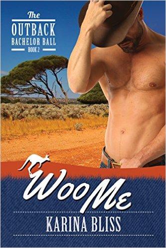 Woo Me by Karina Bliss #mfrwauthor #mgtab #Romance #BookReview@BlissKarina