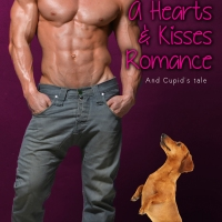 Sending hearts and kisses with Valentine #Romance #amreading #mgtab