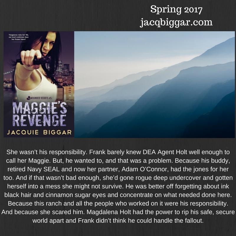 Maggie's Revenge