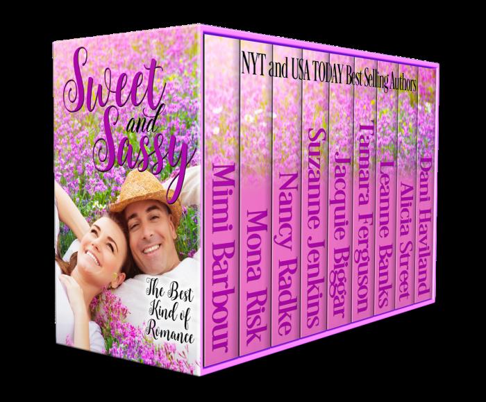 Sweet and Sassy: The Best Kind of Romance #SummerRead #BeachRead #mgtab@MoBPromos