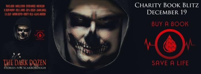 The Dark Dozen: Stories for Scarborough #MFRWauthor #Horror #SciFi@BPICPromos