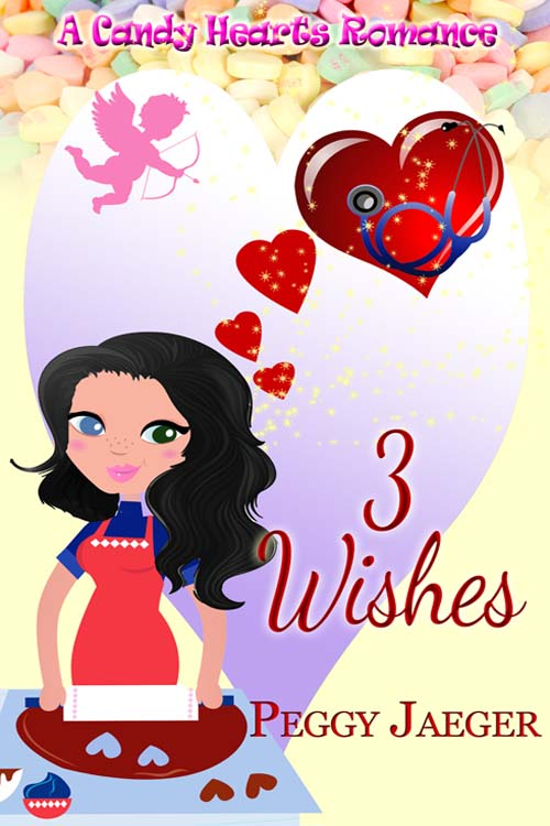 3 Wishes by Peggy Jaeger #MFRWauthor #Contemporary #Romance @peggy_jaeger