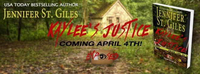 Kaylee's Justice banner
