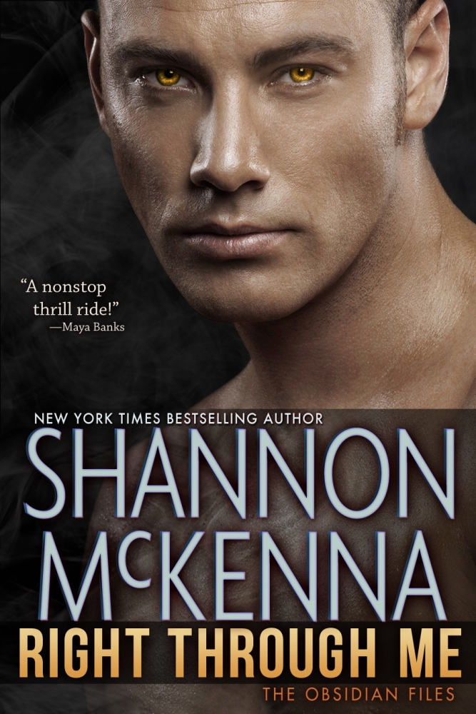 A Pulse-Pounding tale of #suspense #mgtab #Summerreading: Right Through Me by @ShannonMcKenna4 @Barclay_PR