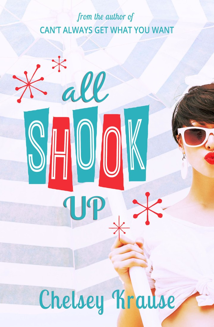 Friends to lovers in All Shook Up by Chelsey Krause #BookReview #Romance #mgtab @chachack2@Barclay_PR