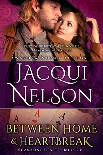 Between Home and Heartbreak-Jacqui Nelson #BookReview #Western #Romance@Jacqui_Nelson