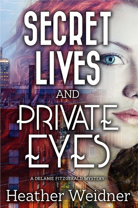 Secret Lives and Private Eyes-Heather Weidner #Mystery #Mgtab@Goddessfish