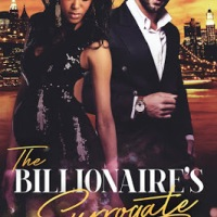 The Billionaire's Surrogate by Katie Wilde #ContemporaryRomance #RomanceNovel