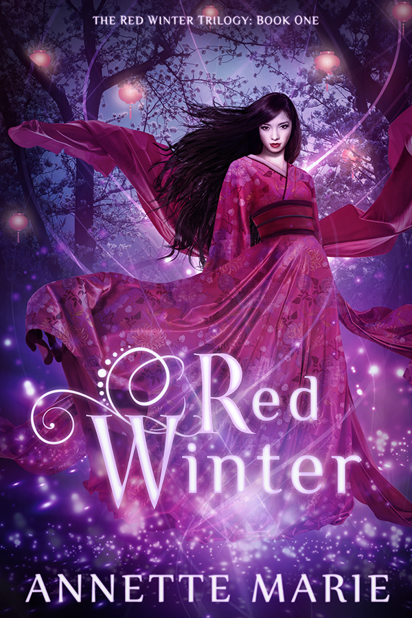 Her destiny awaited: Red Winter by Annette Marie #Fantasy #Romance #mgtab @Barclay_PR@AnnetteMMarie