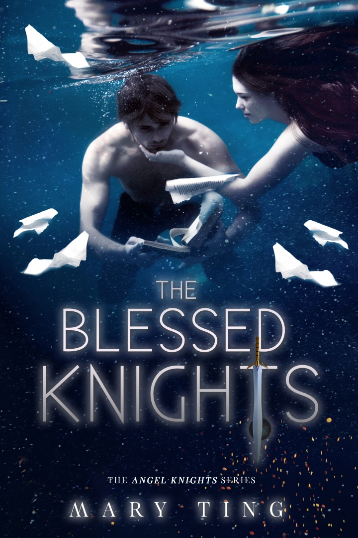 NewRelease of THE BLESSED KNIGHTS by @MaryTing #Enter to #Win prizes! http://bit.ly/2dyKmGR @Barclay_PR @rafflecopter#giveaway