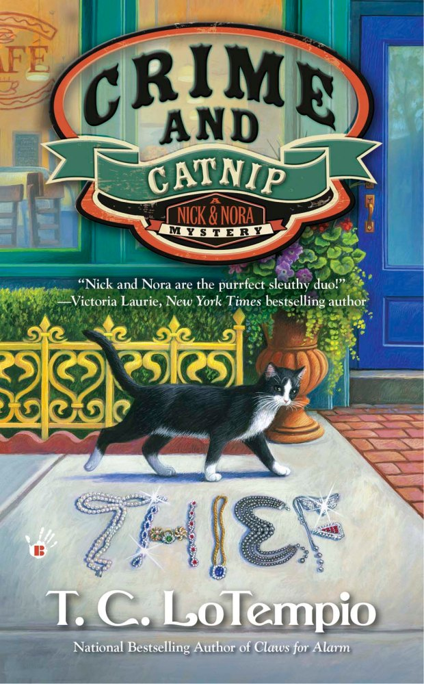 Crime and Catnip by T.C. LoTempio #Cozy #Mystery #Interview @roccoblogger
