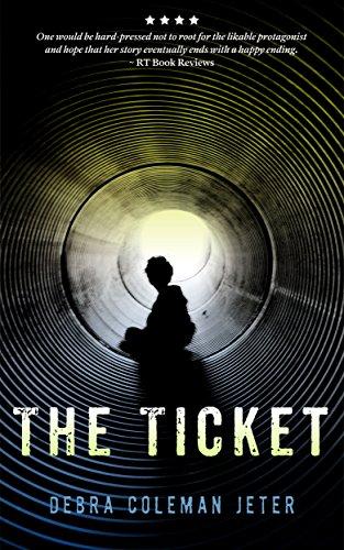 The Ticket by Debra Coleman Jeter #YA #Suspense #mgtab @DebColemanJeter