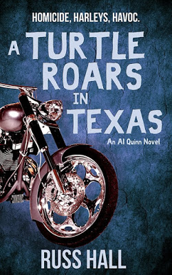 A Turtle Roars in Texas by Russ Hall #Suspense #Thriller #mgtab@BPICPromos