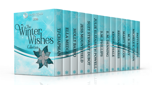 The Winter Wishes Collection #HolidayRomance #BoxedSet@MoBPromos