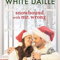 Snowbound with Mr.Wrong by Barbara White Daille #HolidayRomance #BookReview #MFRWauthor