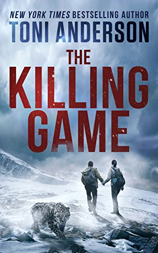 The Killing Game by Toni Anderson #RomSuspense #BookReview#mgtab