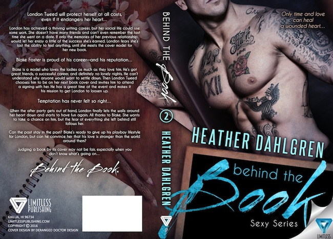Behind the Book by @HeatherDahlgren #NA #Romance #mgtab