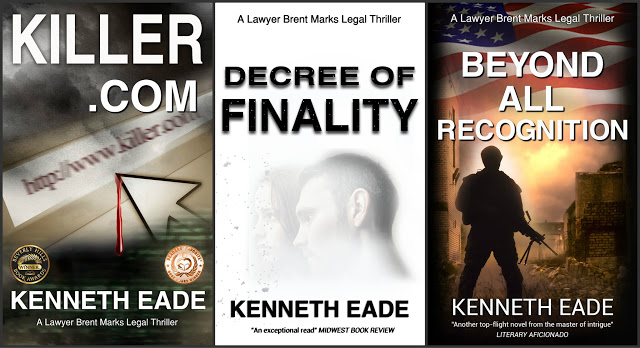 Kenneth Eade #Thriller #amreading #mgtab