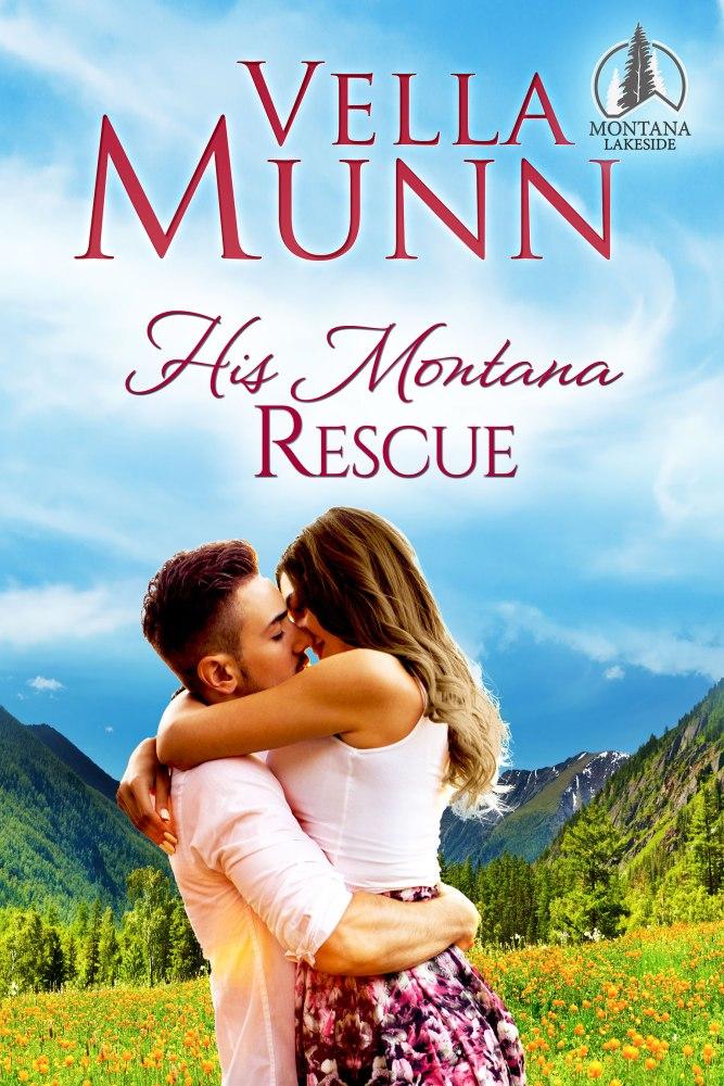 His Montana Rescue by Vella Munn #ContemporaryRomance #mgtab