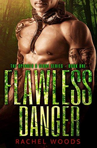 Flawless Danger by Rachel Woods #BookReview#Suspense