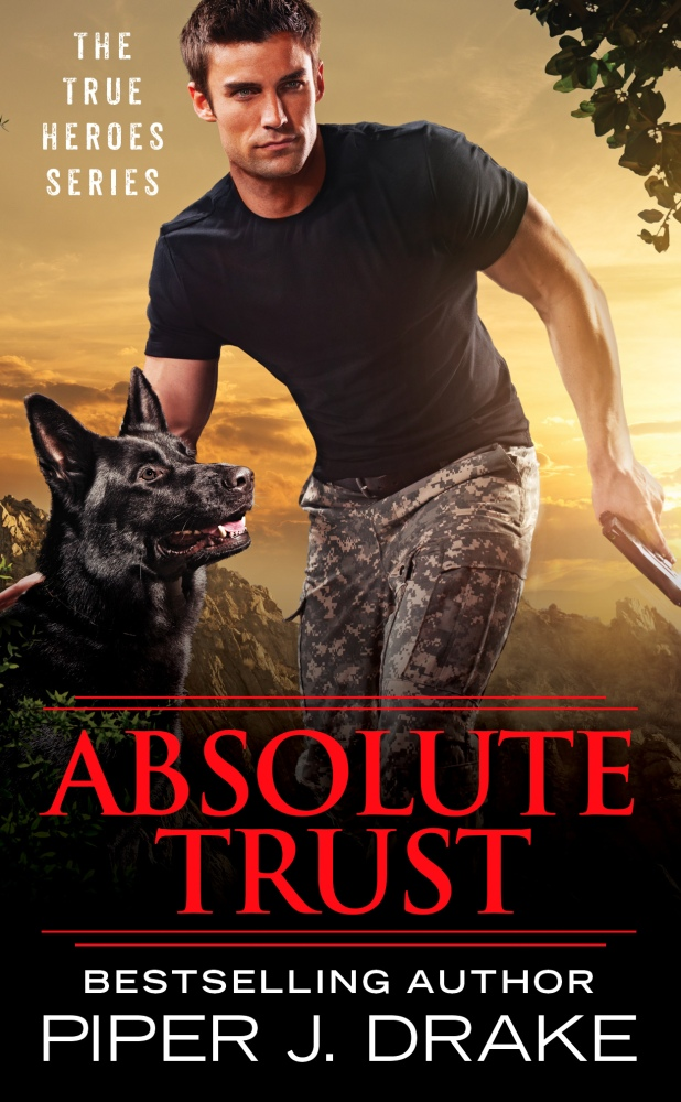 LOVE IS THE GREATEST RISK OF ALL: Absolute Trust by Piper J. Drake #Suspense #mgtab@Barclay_PR