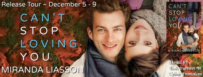 Can't Stop Loving You: @MirandaLiasson #Romance #mgtab #Montlake@BPICPromos