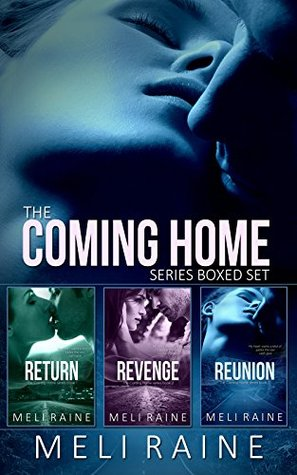 A love more passionate than she ever dreamed-Coming Home by Meli Raine #BoxedSet #Suspense @XpressoReads @MeliRaineAuthor