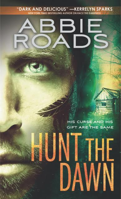 His curse and his gift are the same: Hunt The Dawn #PNR #Romance #BookReview @Abbie_Roads