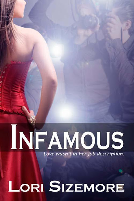 Love wasn't in her job description: Infamous @lorisizemore #romance #amreading @MoBPromos