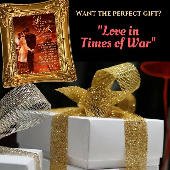 Release Day for Love In Times Of War #LuvnWar #Romance #mgtab