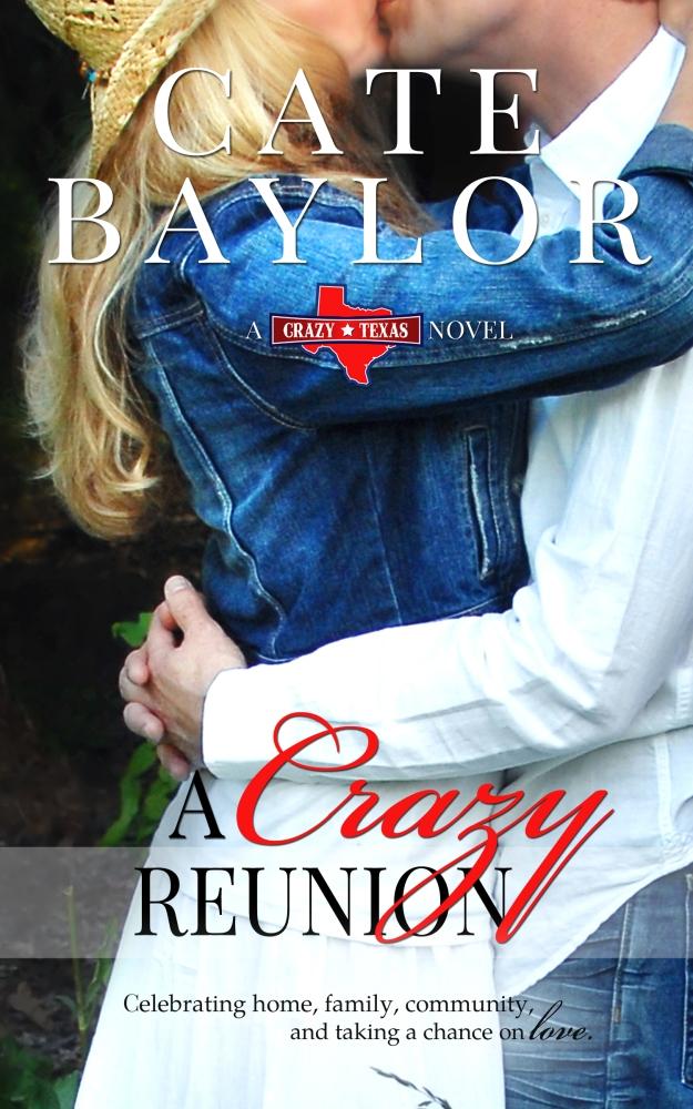 A Crazy Reunion by Cate Baylor #Romance #mgtab @Goddessfish@CateBaylor