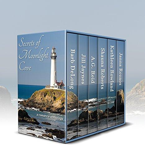 The Secrets of Moonlight Cove #BoxedSet #Romance@Goddessfish