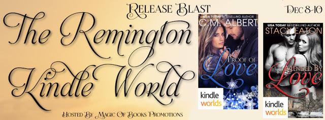 The Remington Kindle World #Romance #amreading @MoBPromos @colleenmalbert@StacySEaton