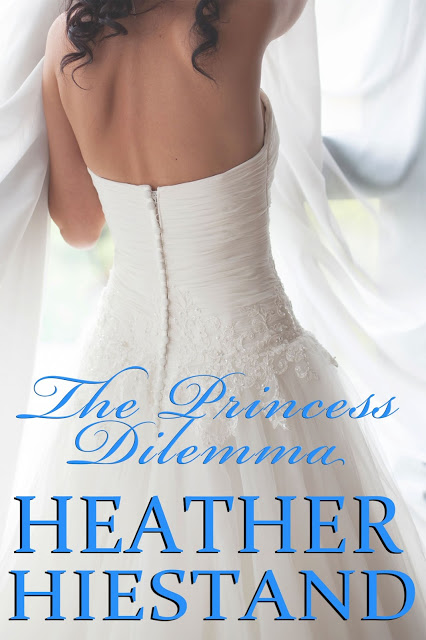 The Princess Dilemma by Heather Hiestand #Historical #Romance @MoBPromos @HeatherHiestand