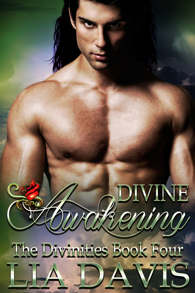 They must face the past: Divine Awakening by Lia Davis #PNR #NewRelease @Barclay_PR @novelsbylia