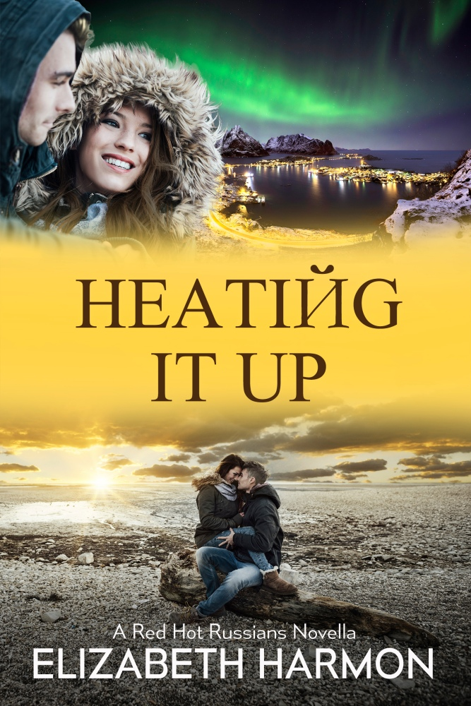 Who cares if the place could freeze the balls off a brass monkey?  #PreOrder HEATING IT UP for #99cents @romanzwrter_grl http://amzn.to/2jydaTv