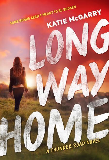 Long Way Home by Katie McGarry #HQN #YA #Romance @InkSlingerPR@katiemcgarry