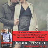Under Pressure by Lori Foster #RomSuspense #amreading @HQNBooks @InkSlingerprPR @lorilfoster