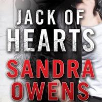 He doesn't scare easily: Jack of Hearts by Sandra Owens #RomSuspense #mgtab @BPICPromos @SandyOwens1